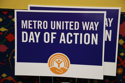 Metro United Way Day of Service  - LCCC 9/20/2019