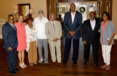 LCCC Board of Directors House Party 9/22/2019 -  Rhonda Whitted/Clarence Glover