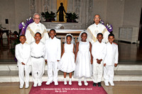 1st Communion - St Martin dePorres Catholic Church - 5/25/2014