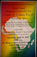 Archdiocese of Louisville 7th Annual Memorial Service African victims