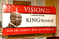Bishop Charles King, Jr. Celebration