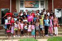 St Martin de Porres Vacation Bible School 2015