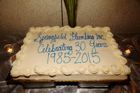 Springfield Plumbing Inc. 30th Year Anniversary