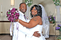Mr. & Mrs. Moses & Shavarra Williams