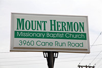 Rev. Steven Smith, Mt. Hermon Baptist Church