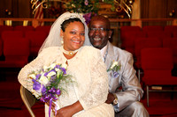 Mr. & Mrs. Vanessa & Ja-Ron Teagues Wedding