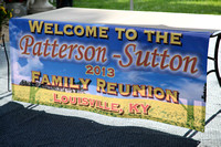 Patterson / Sutton Family Reunion 2013