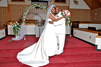 Wedding 8/4/2013: Tonnie & Vanessa Brown
