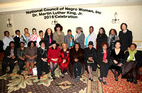 National Council Negro Women (NCNW) Martin Luther King Celebration 2016