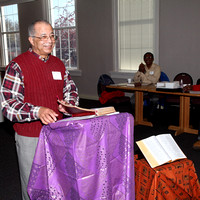African American Catholic Men's Retreat 12/5/2015