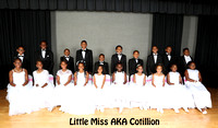 Little Miss AKA Cotillion 2016 Formal Photographs