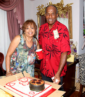 Greg & Marietta Johnson Wedding Anniversary and Greg's Birthday 2016