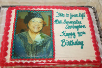 Emmalee Covington 90th Birthday Celebration 5/21/2016