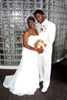 Wedding: Mr. & Mrs. Guy & Radiah Briton
