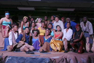 """LCCC """"Once on This Island"""" The Musical Photographs"""