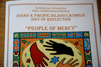 Asian & Pacific Island Catholic Day of Reflection 9/10/2016