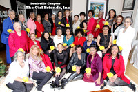"Louisville Chapter ""The Girl Friends, Inc."" 2014"