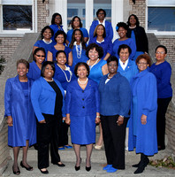 Zeta Phi Beta Sorority Photo Session