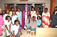 Our Lady of Kibeho, Rwanda Crowning Celebration - 12/1/2013