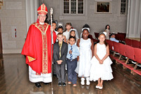 Catholic Pentecost Celebration & Ice Cream Social -  6/8/2014