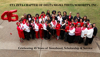 Eta Zeta Chapter of Delta Sigma Theta Sorority, Inc. - 3/14/2015