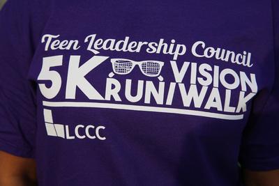 LCCC - Teen Leadership Council - Vision Russell 5K Run/Walk 2017