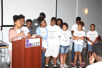 LCCC - Youth Summit 2017