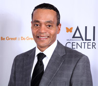 Donald Lassere, CEO Muhammad Ali Center