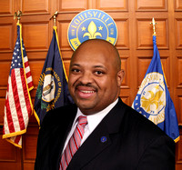 David Tandy, Pres. Metro Louisville Council