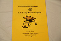 Louisville Branch NAACP Scholarship Awards Banquet 2015