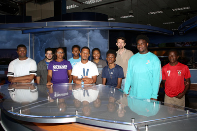 LCCC - Youth Summit Teens tour WLKY