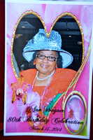 Ann Wagner 80th Birthday Celebration 3/15/2014