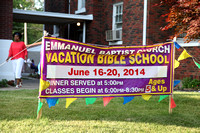Emmanuel Baptist Church Vacation Bible School