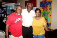 Manfred Reid Sr - 80th Birthday Celebration 9/5/2016