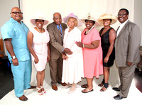 Marthella Benson 80th Birthday Celebration 7/18/2015