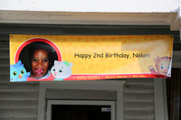 Nolin James Cochran 2nd Birthday