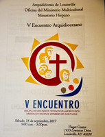 Catholic - Hispanic Eucuentro - 9/16/2017