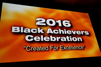 Black Achievers 2016 Awards Banquet 2/20/2016